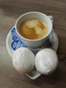 Čokokoblížky ke kávě